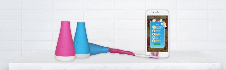 Playbrush die elektriche Kinderzahnbürste
